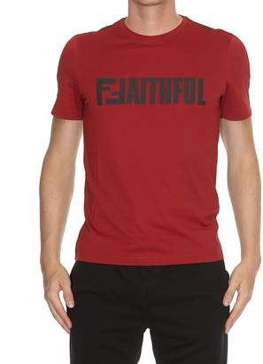 Fendi Ff Faithful T-shirt