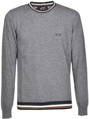 N°21 N.21 Logo Sweater