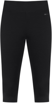 Track & Field cropped leggings