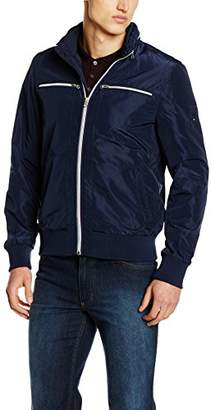 Tommy Hilfiger Men New Carl Bomber Coat,size M