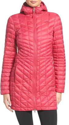 The North Face 'ThermoBall TM ' PrimaLoft ® Hooded Parka $230 thestylecure.com