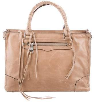 Rebecca Minkoff Leather Regan Satchel