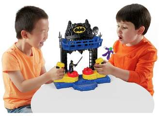 Fisher-Price Imaginext DC Super Friends Battle Batcave