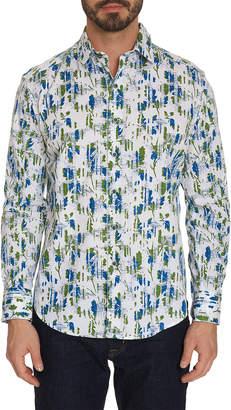 Robert Graham Doud Classic Fit Woven Shirt