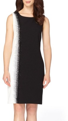 Women's Tahari Embellished Sheath Dress $134 thestylecure.com