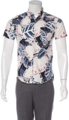 Opening Ceremony Floral Print Shirt