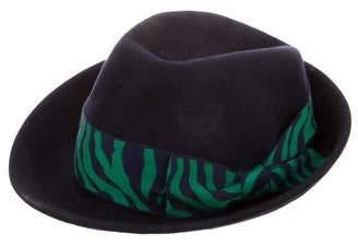 Eugenia Kim Wool Fedora Hat