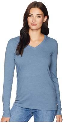 Carhartt Lockhart Long Sleeve V-Neck Tee Women's T Shirt
