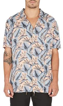 Barney Cools Holiday Woven Shirt
