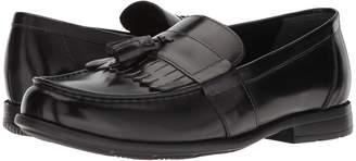 Nunn Bush Denzel Moc Toe Kiltie Tassel Slip-On KORE Walking Comfort Technology Men's Slip-on Dress Shoes