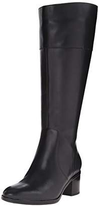 Naturalizer Women's Harbor Wide Calf Riding Boot