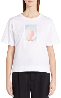 Women's Marni Ruth Print Jersey Tee $420 thestylecure.com