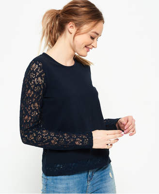 Superdry Willow Lace Top
