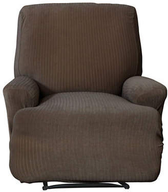 Sure Fit Spencer One-Piece Stretch Recliner Slipcover