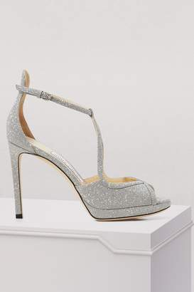 Jimmy Choo Fawne 100 sandals