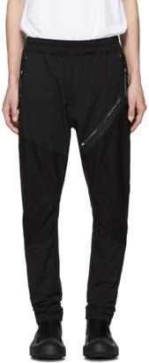 Julius Black Stretch Lounge Pants