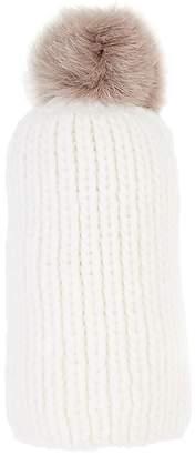 Eugenia Kim Women's Rain Chunky Rib-Knit Wool Beanie