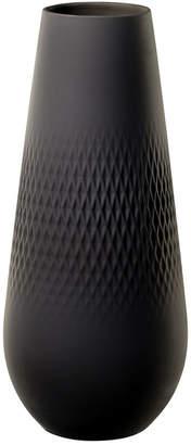 Villeroy & Boch Black Carre Vase No.3