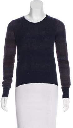 Autumn Cashmere Long Sleeve Cashmere Sweater