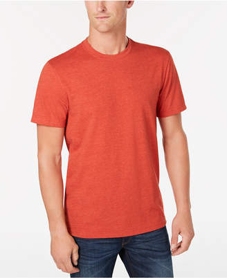 Club Room Men's Performance Crew Neck T-Shirt, Created for Macy's