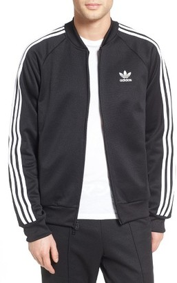 Men's Adidas Originals Superstar Relax Track Jacket $75 thestylecure.com