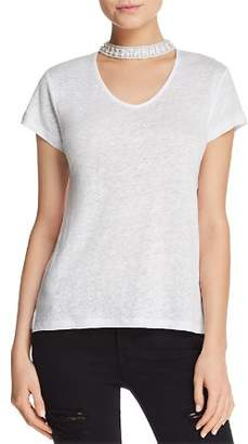 Generation Love Erica Embellished Cutout Tee - 100% Exclusive