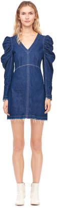 Rebecca Taylor La Vie Denim Mini Dress