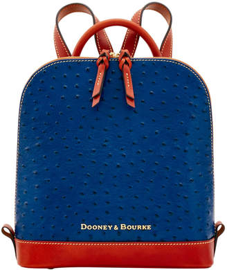 Dooney & Bourke Ostrich Pod Backpack