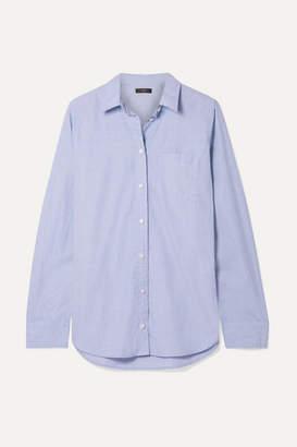 J.Crew Boy Cotton Shirt - Blue