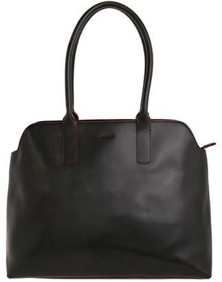 Lodis 'Audrey Collection - Ivana' Tote - Black $328 thestylecure.com
