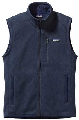 Patagonia Men's Better Sweater® Fleece Vest
