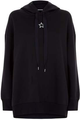 Stella McCartney Star Embellished Hoodie
