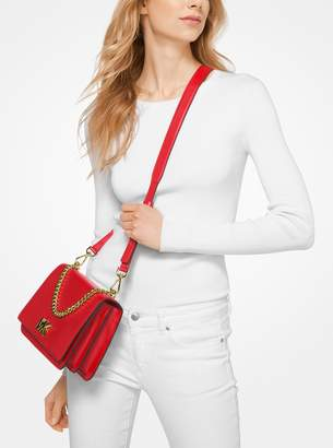 MICHAEL Michael Kors Mott Leather Crossbody