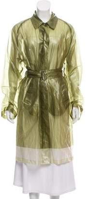 Dries Van Noten Lightweight Long Coat