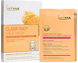 Karuna Clarifying+ Mask 4 Pack
