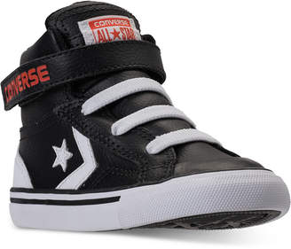 Converse Toddler Boys' Pro Blaze Strap Ii High Top Casual Sneakers from Finish Line