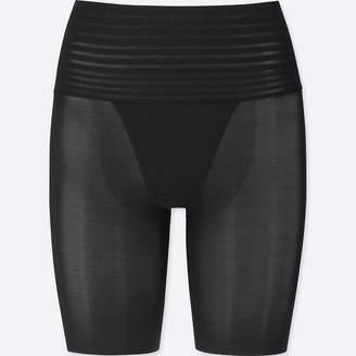 Uniqlo WOMEN Body Shaper Non-Lined Half Shorts (Smooth)