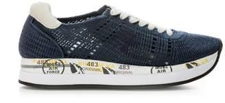 Premiata Conny 1955 Blue Sneakers