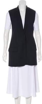 Rag & Bone Notch-Lapel Button-Up Vest