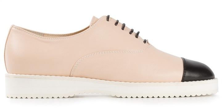 Ballin bi-colour shoes
