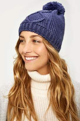 c92b12b6c64 at Shoptiques · Lole Knit Cable Beanie