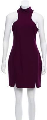 Cinq à Sept Mock Neck Bodycon Dress