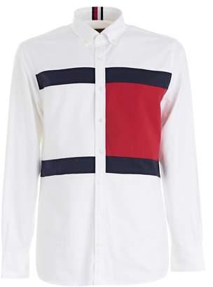 Tommy Hilfiger Color Block Shirt