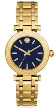 Tory Burch Classic T Quartz Stainless Steel Bracelet Watch