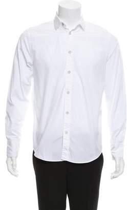 Rag & Bone Button-Up Dress Shirt