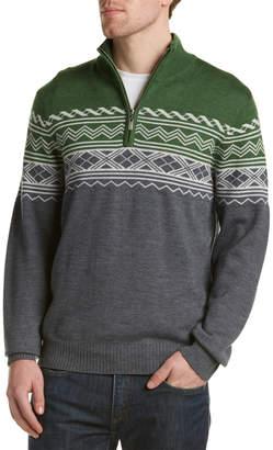 Neve Lars Merino 1/4-Zip Sweater