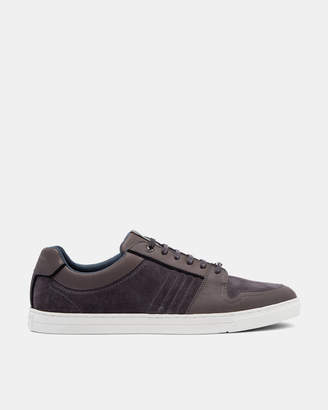 Ted Baker KALHAN Leather and suede trainers