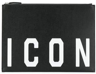 DSQUARED2 Icon clutch