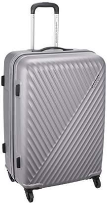American Tourister (アメリカン ツーリスター) - [アメリカンツーリスター] スーツケース VISBY ヴィズビー スピナー75 無料預入受託サイズ 保証付 85L 73cm 4.5kg AX9*18007 18 ダークグレー