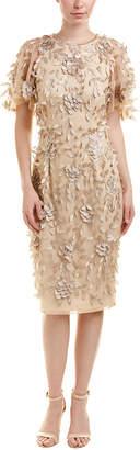 Theia Midi Dress